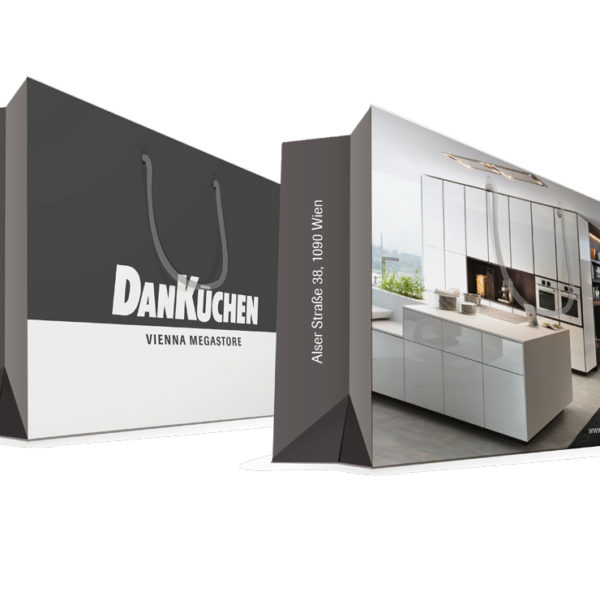 DAN Küchen Megastore: Tasche